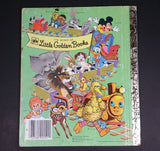 1982 Little Cottontail - Little Golden Books - 304-43 - Collectible Children's Book - 16th Print - Treasure Valley Antiques & Collectibles