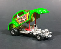 1972 Lesney Products Matchbox Lime Green Dragon Wheels No. 43 VW Volkswagen Dragster - Treasure Valley Antiques & Collectibles