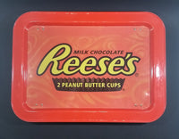 Rare 1990s Reese's Milk Chocolate Peanut Butter Cups Folding Television Snacks Tray - Treasure Valley Antiques & Collectibles