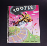 "Tootle - Little Golden Books - 210-54 - Collectible Children's Book - ""y Edition"" - Treasure Valley Antiques & Collectibles"