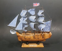 Vintage Heritage Mint H.M.S. Bounty Tall Ships Collections Model Ship - Treasure Valley Antiques & Collectibles