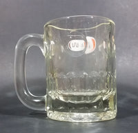 1970s A & W Allen & Wright Soda Pop Beverage Clear Glass Root Beer Mug - Treasure Valley Antiques & Collectibles