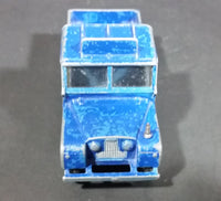 "1959-1961 Corgi Toys Land Rover 109 W.B. Blue Toy Truck - No. 416 ""Radio Rescue"""