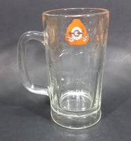 "1961-1968 A & W Allen & Wright Soda Pop Beverage 6"" Clear Glass Root Beer Mug - Treasure Valley Antiques & Collectibles"