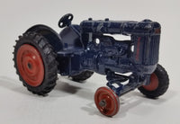 1960s Britains Ltd. Blue Diecast Fordson Farming Tractor Model Toy