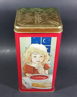 1995 Christie's 60th Anniversary Premium Plus Crackers Tin  - Nabisco Brands - Treasure Valley Antiques & Collectibles