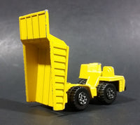 1976 Matchbox Superfast Lesney Products Yellow Faun Dump Truck No. 58 - Made in England - Treasure Valley Antiques & Collectibles