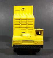 1976 Matchbox Superfast Lesney Products Yellow Faun Dump Truck No. 58 - Made in England