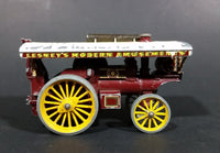 "1960s Lesney Modern Amusements No. 9 Fowler Showman's Engine ""Models of Yester Year"" Diecast Toy - Treasure Valley Antiques & Collectibles"