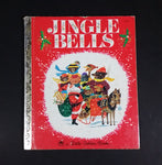 "Jingle Bells - Little Golden Books - 458-9 - Collectible Children's Book - ""U Edition"" - Treasure Valley Antiques & Collectibles"