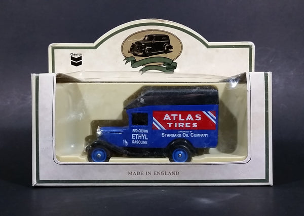 Lledo Chevron Promotional Model Atlas Tires and Standard Oil Company Diecast Truck New In Box - Treasure Valley Antiques & Collectibles