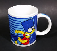 2006 Fox The Simpsons Bartman Collectible Coffee Mug By Matt Groening - Treasure Valley Antiques & Collectibles