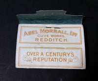 Antique late 1800s The Flora Macdonald Needle Packet - Abel Morralls - Crewel - Size 6 - Treasure Valley Antiques & Collectibles