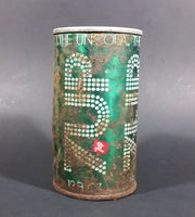 Vintage 7-UP Soda Pop The Uncola Tin Beverage 12 Fl oz. Pull Tab Can - Treasure Valley Antiques & Collectibles