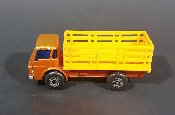 1976 Matchbox Superfast Lesney Products Dodge Cattle Truck No. 71 - Made in England