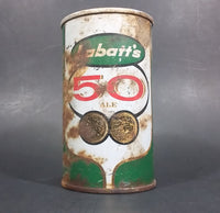 Vintage Labatt's 50 Ale Pull Top 12 Fl oz. Beer Can - Labatt Breweries New Westminster, British Columbia - Treasure Valley Antiques & Collectibles