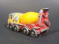 1968 Lesney Products Matchbox Series Foden Concrete Truck No. 21 - Made in England - Treasure Valley Antiques & Collectibles