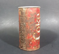 Rare 1970s Coca-Cola Coke Push Stars Soda Beverage Can - Rusted - Toronto, Ontario