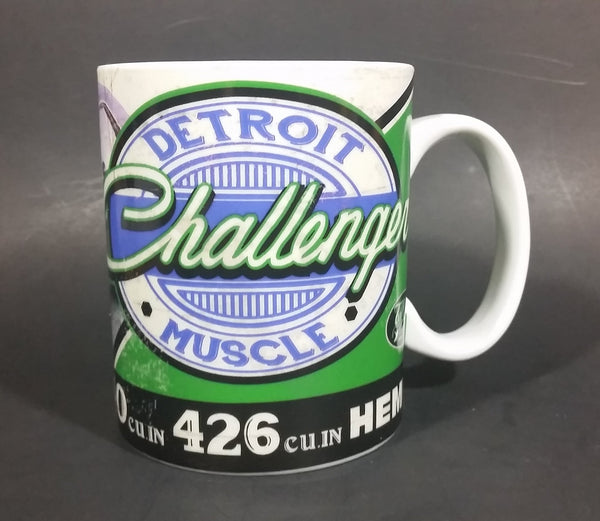 Choko Authentics Tool Crazy Collection Detroit Muscle Dodge Challenger Ceramic Mug - Treasure Valley Antiques & Collectibles