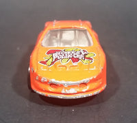 2000 Hot Wheels Snack Time Series No. 2 Big Cheesy Potato Chips Orange Pontiac Firebird Diecast Toy Car - Treasure Valley Antiques & Collectibles