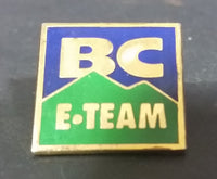 1990s British Columbia BC E-Team Environment Team Lapel Pin