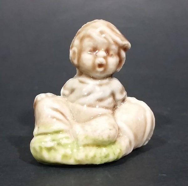 Vintage Wade Red Rose Tea Figurine Jack (From Jack and Jill) Nursery Rhyme - Treasure Valley Antiques & Collectibles