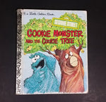 Sesame Street Cookie Monster And The Cookie Tree feat. Jim Henson's The Muppets Little Golden Book - 109-32 - (1981) - Treasure Valley Antiques & Collectibles