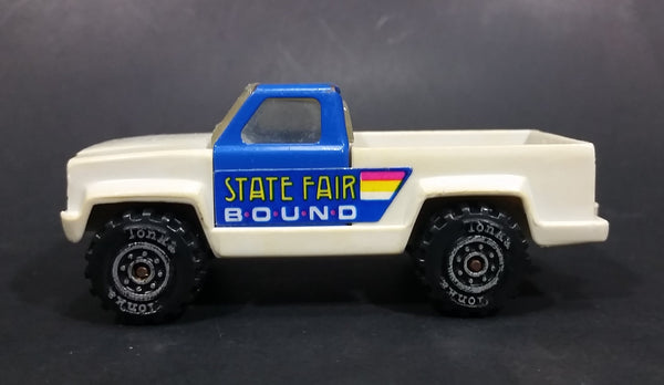 "1986 Tonka State Fair Bound ""The Tough Ones"" Tandem Horse Truck - Treasure Valley Antiques & Collectibles"