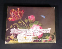Vintage 1970s Piatnik Austria Morning Dew No. 2291 Playing Cards Double Deck Flowers Set - Treasure Valley Antiques & Collectibles