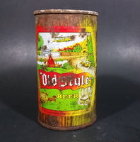 Vintage Molson Brewery Vancouver Old Style 12 Fluid Ounce Beer Can - Rusted - Treasure Valley Antiques & Collectibles