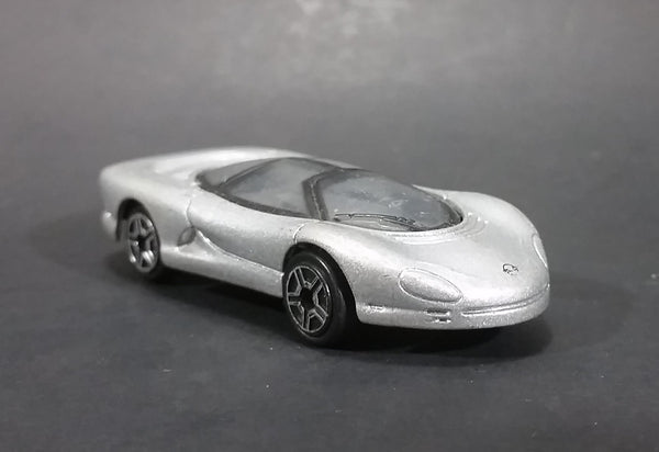 Chevrolet Corvette Indy Silber Concept 1//43 Motormax Modell Auto mit oder ohne i