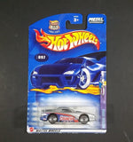 2002 Hot Wheels Sweet Rides 1998 Ford Mustang Cobra Nestle Crunch Die Cast Toy Car - Treasure Valley Antiques & Collectibles