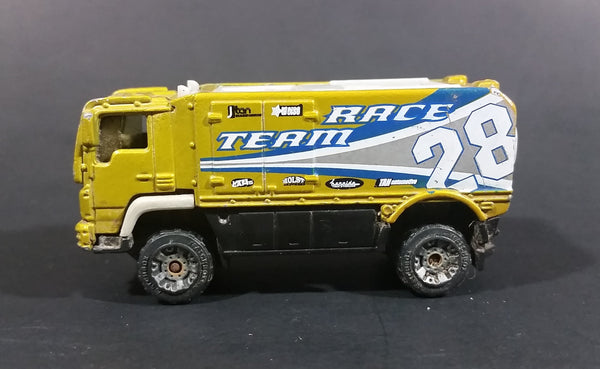 2008 Matchbox 2007 Desert Thunder V16 Green-Gold MB712 Die Cast Toy Car  Vehicle - Treasure Valley Antiques & Collectibles