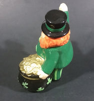Collectible Fitz and Floyd Essentials Luck O' The Irish Leprechaun with Pot of Gold Figurine - Treasure Valley Antiques & Collectibles