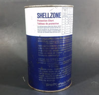 Vintage Shell Shellzone Anti-Freeze Anti-Gel Coolant 1 Quart Can - EMPTY - Treasure Valley Antiques & Collectibles