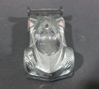"2010 Hot Wheels Mazda Furai ""55"" Grey Silver No. 119 31/52 C05 Die Cast Toy Concept Car - Treasure Valley Antiques & Collectibles"