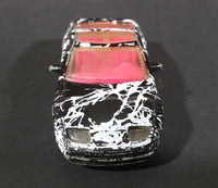 1996 Matchbox 1990 Nissan 300zx Black MB61 or MB37 Die Cast Toy Car Vehicle - Treasure Valley Antiques & Collectibles