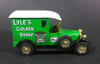 1986 Matchbox Models of YesterYear Y-5 1927 Talbot Van Lyle's Golden Syrup DieCast In Box - Treasure Valley Antiques & Collectibles