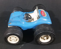 1970s Tonka Dune Buggy Blue #55340 Pressed Steel Toy Car Vehicle - Treasure Valley Antiques & Collectibles