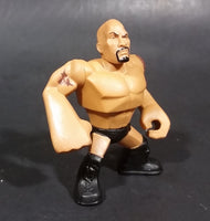 "2012 WWE World Wrestling Entertainment - ""The Rock"" Rumbler Miniature Action Figure - Treasure Valley Antiques & Collectibles"