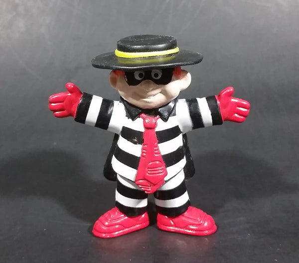 Collectible 1995 McDonalds The Hamburglar Character PVC Figurine Happy Meal Toy - Treasure Valley Antiques & Collectibles