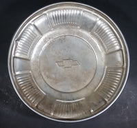 "1968-1972 Chevrolet Bel Air and Impala 10 1/4"" Bowtie Hub Cap Wheel Cover - Treasure Valley Antiques & Collectibles"