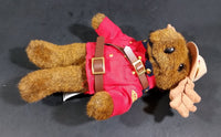 Collectible RCMP Royal Canadian Mounted Police Sergeant Bullmoose Plush Toy - Treasure Valley Antiques & Collectibles