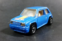 1991 Hot Wheels Renault 5 GT Turbo Blue Die Cast Toy Car Vehicle - Only Sold in Canada - Treasure Valley Antiques & Collectibles