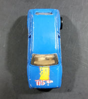 1991 Hot Wheels Renault 5 GT Turbo Blue Die Cast Toy Car Vehicle - Only Sold in Canada