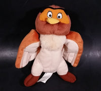 Walt Disney World Winnie the Pooh Owl Bean Bag Plush - Treasure Valley Antiques & Collectibles