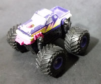 1992 LTGI Galoob Micro Machines Purple Lightning Monster Truck - Pickup Style 1 - Treasure Valley Antiques & Collectibles