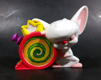 Rare 1997 Pinky and The Brain Hypnotizing Toy - Burger King Kids Meal - Treasure Valley Antiques & Collectibles