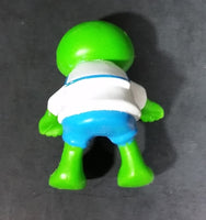 "1990 Muppet Babies Baby Kermit The Frog 2"" Figurine McDonalds Happy Meal Toy - Treasure Valley Antiques & Collectibles"