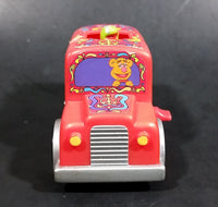 "1999 The Muppets From Space Kermit Wind-Up 3"" Bus Vehicle Burger King Europe Action Figure - Working - Treasure Valley Antiques & Collectibles"